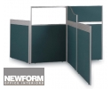 Desk & Freestanding Screens